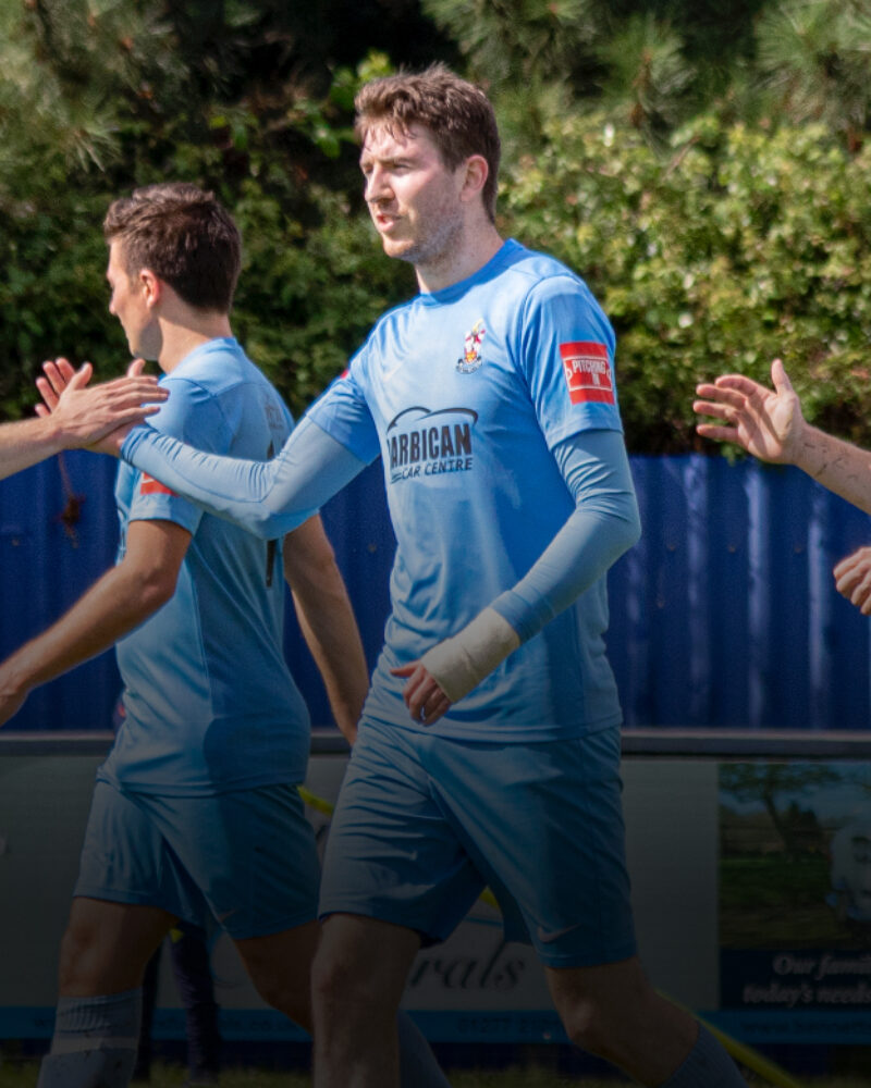 LATE TURNAROUND SEES BLUES MAKE FURTHER PROGRESS IN FA TROPHY Featured Image