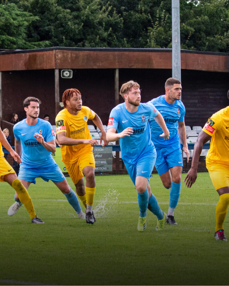 VELOCITY TROPHY MATCH WITH GRAYS SWITCHED TO AVELEY FC Featured Image