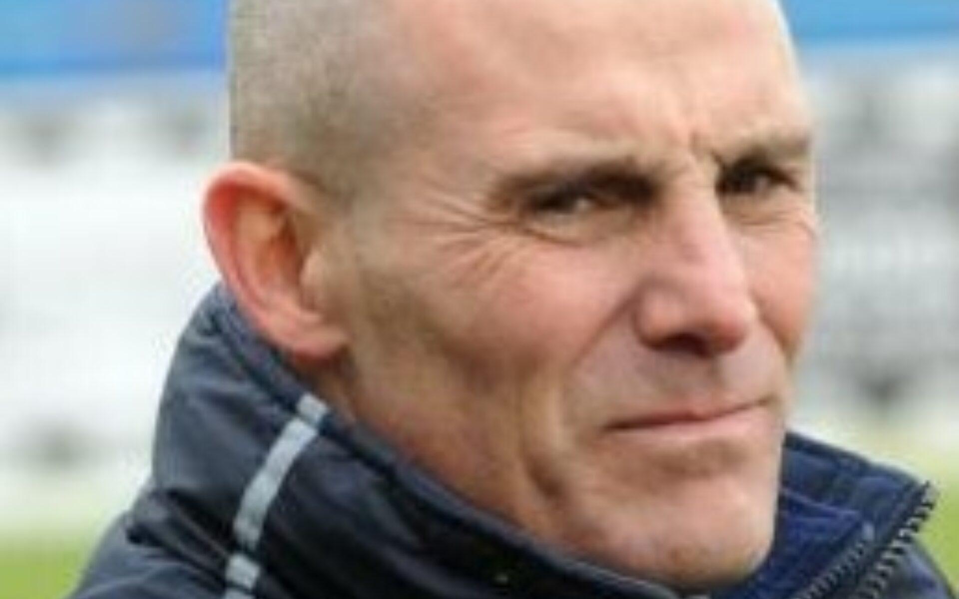 Glen Alzapiedi appointed First Team Coach Featured Image