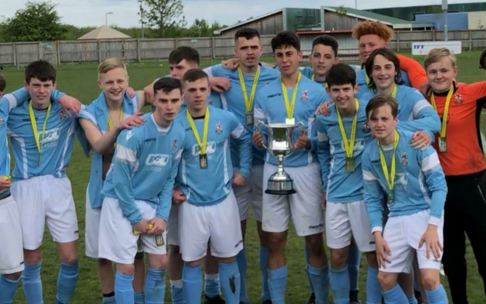SUCCESSFUL SEASON FOR UNDER-17S Featured Image
